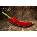 Cayenne Long Red Slim